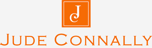 Jude Connally - Designer logo 1