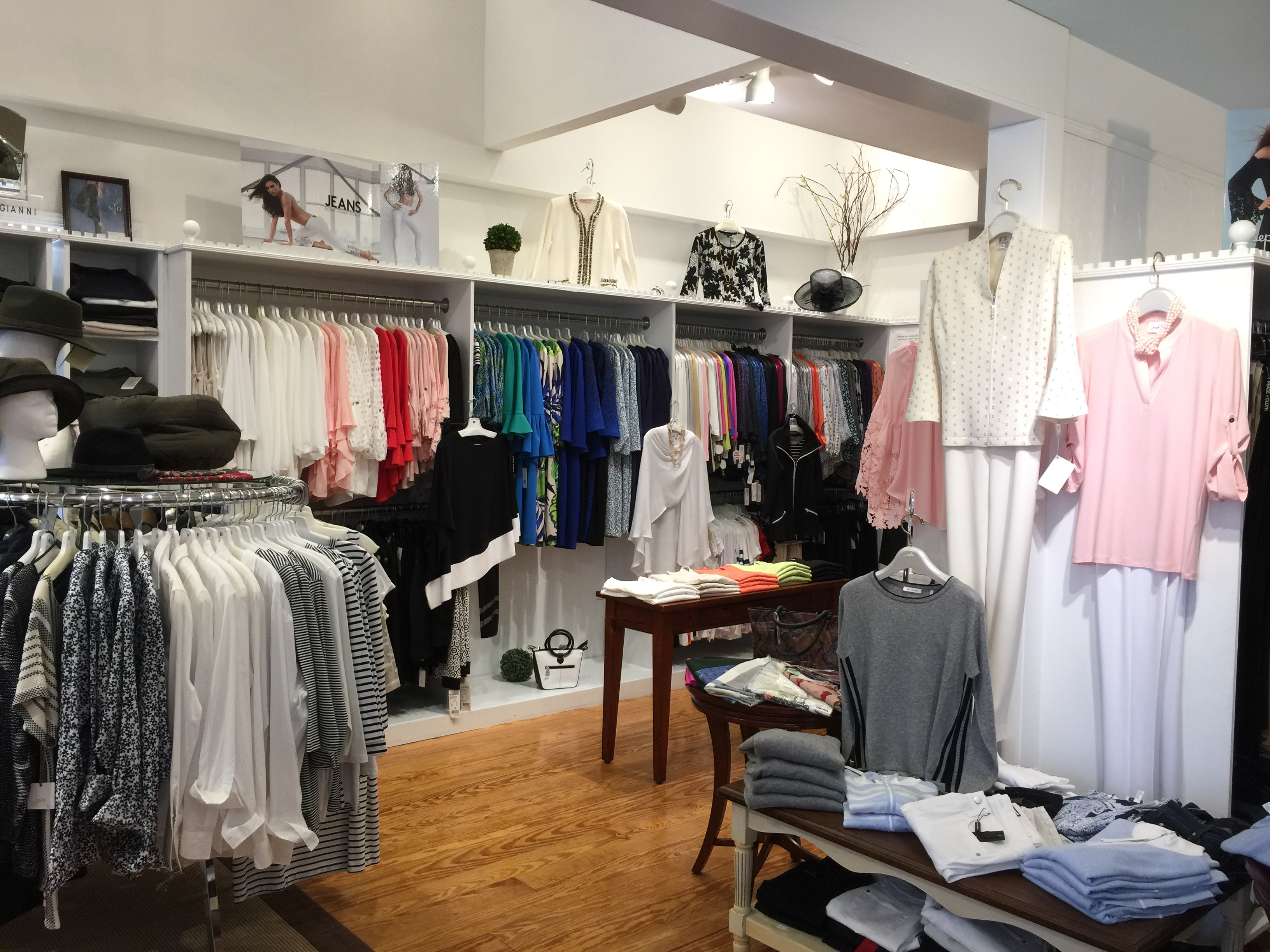 New store interior shot